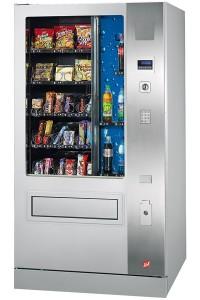 Verschiedene Gerätetypen ein Ziel: Kaltgetränke und Snackversorgung bei Ihnen